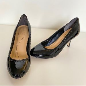 Kate Spade ♠️ Black Patent Leather Pumps